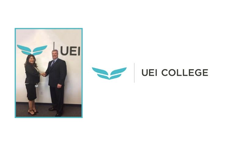 California State Senate District Representative Aaron Andrews Visits Campus, Offers Resources for Students - UEI College