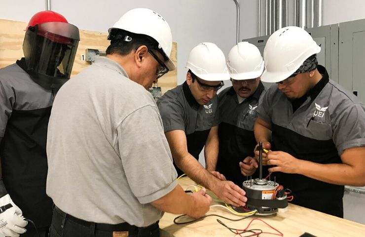 UEI College Launches New Electrician Technician Program At West Covina Campus - UEI College