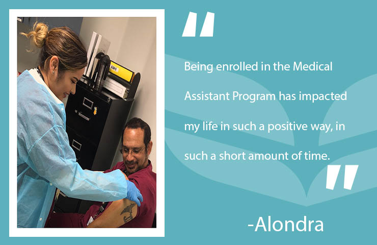 UEI College Medical Assistant Student Story - UEI College