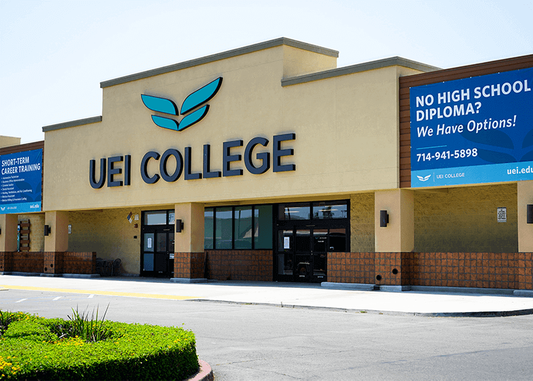 UEI College's New Garden Grove Campus Now Open - UEI