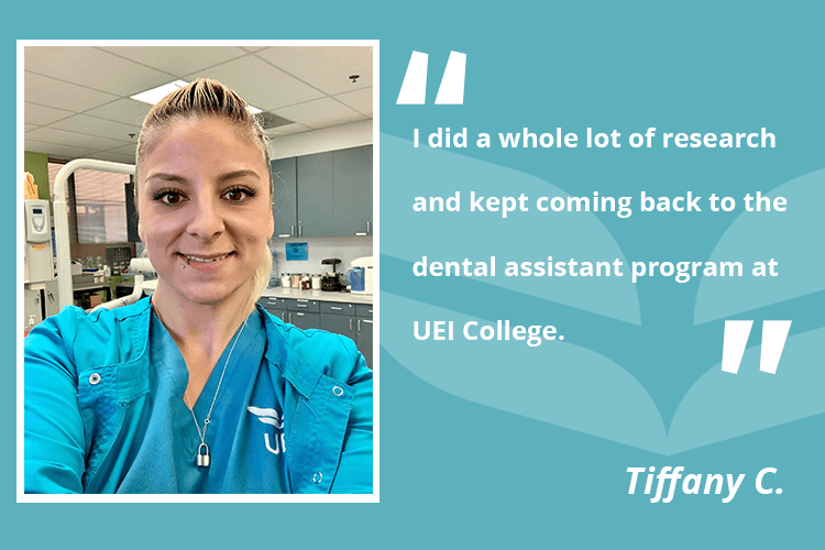 Ontario Student Wants Your Smile to Be Beautiful - UEI College