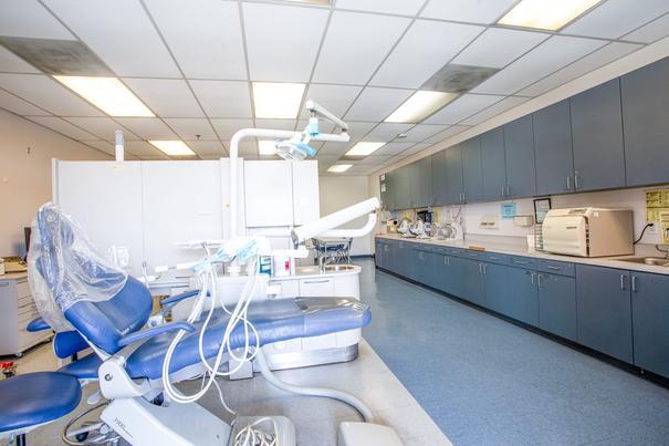 Dental Assistant Lab 2 at UEI Riverside Trade School Campus - UEI College